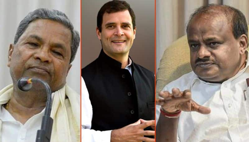 Karnataka Congress may armtwist JDS into submission may seek change in chief minister after May 23