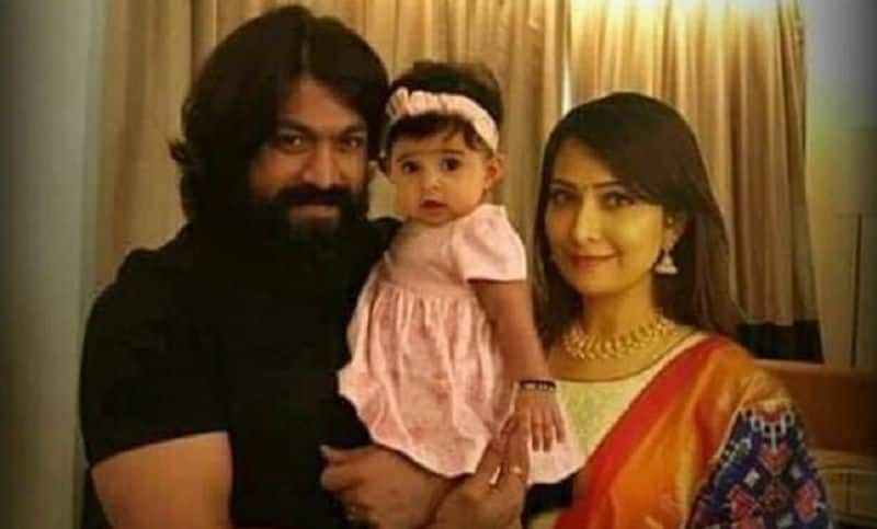 actor yash baby photo get more likes