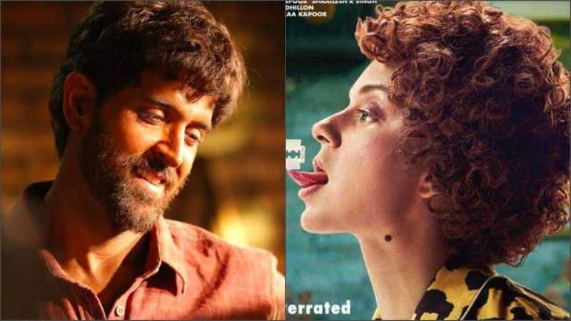 Kangana Ranaut to face-off with ex Hrithik Roshan on July 26