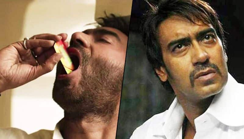 ajay devgn says he is not promote any tobacco
