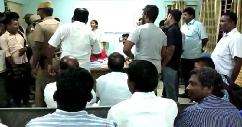 stalin statement against election commission