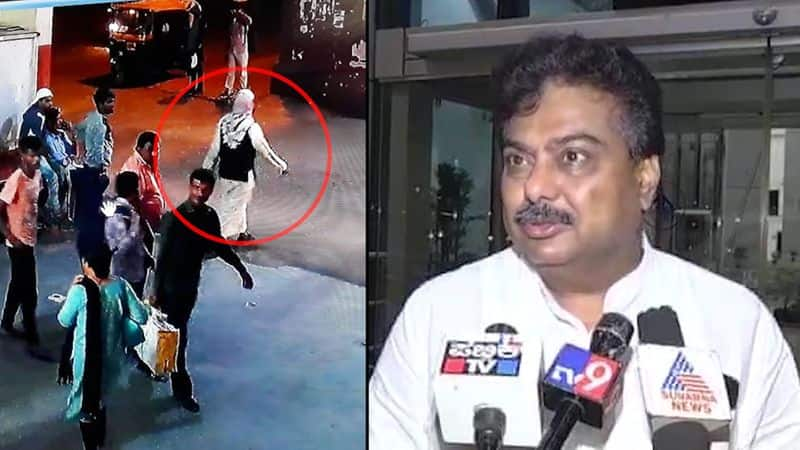 Suspicious man Bengaluru metro station Cant take incident lightly home minister patil