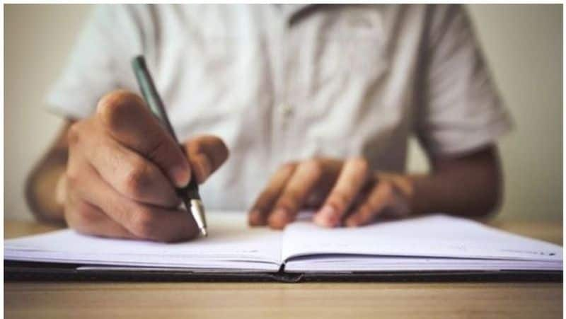 Kerala teacher writes exam behalf students gets suspended