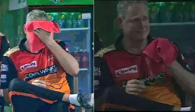 tom moody crying after lost against dc video