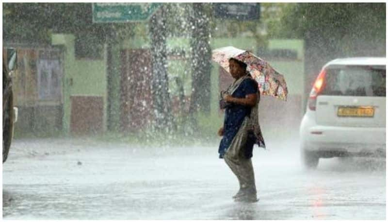 9 districts  to day heavy rain