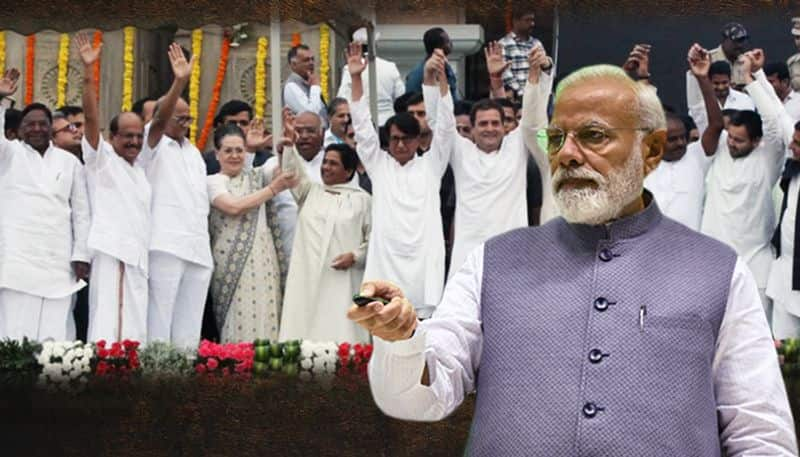 Can oppositions last ditch 21 21 formula stop Modi?