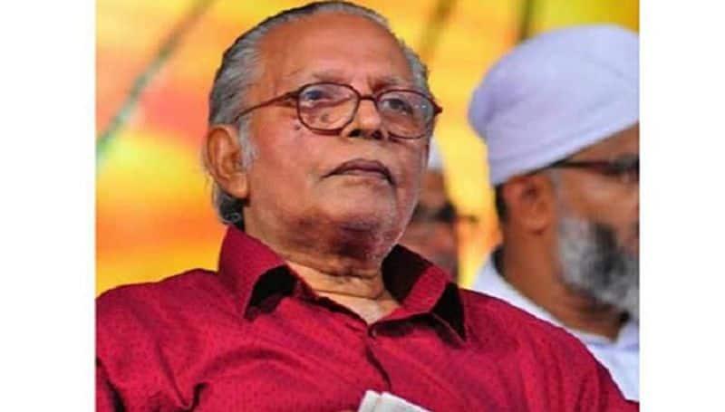 writer thoppil mohammed Meeran dead