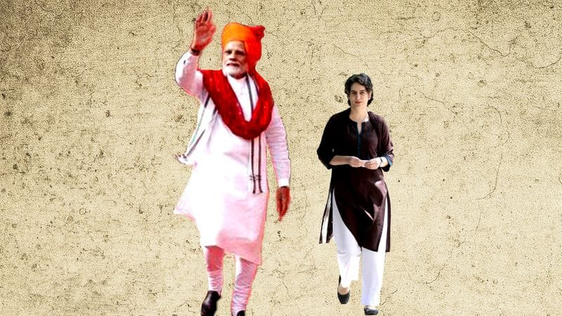 Is Priyanka Gandhi vadra trying to enhance her political career by attacking PM Modi