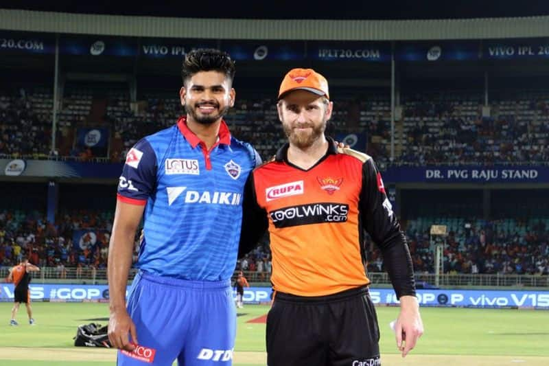 Pant thumped Thampi and yanked a close contest in Delhi Capitals' favour