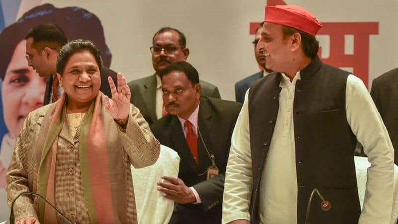 Antagonist Akhilesh Yadav will election campaign for Afzal Ansari in Gazipur with mayawati
