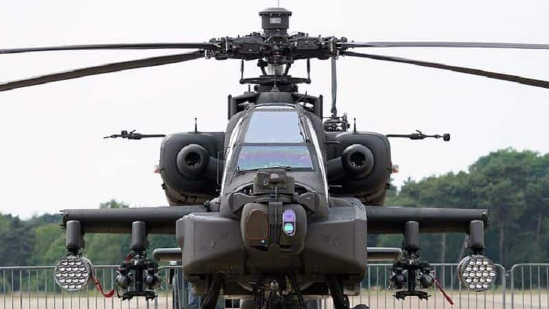 Apache fighter helicopter joins Indian Air Force, will patrol at China-Pakistan border