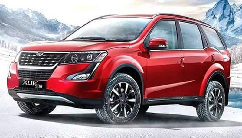 New XUV 500 Booking Started