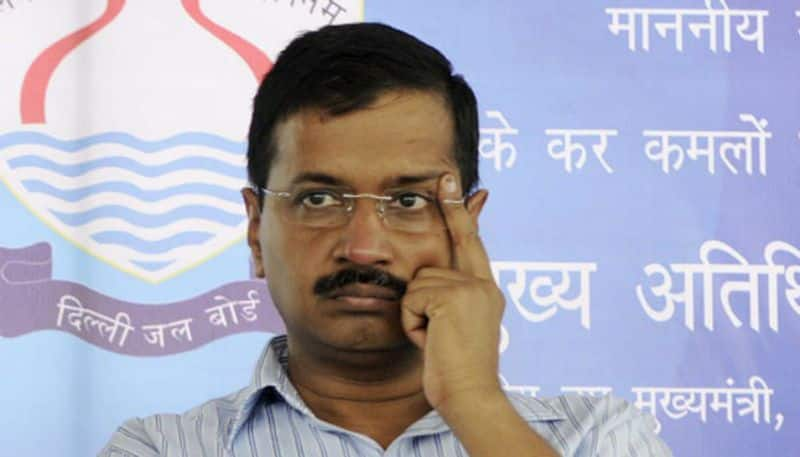 Anonymous survey call on phones say AAP is the clear winner a day ahead of Delhi poll