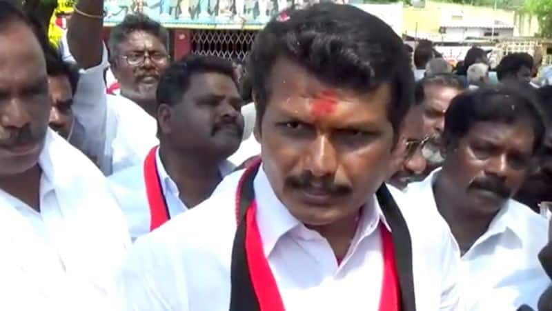 Where is Senthil Balaji from killing his sister?