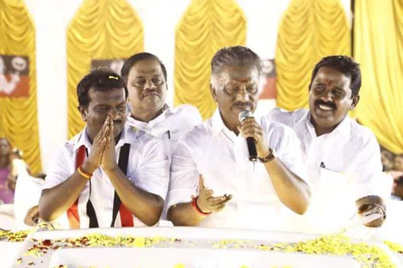ops speech at ottapidaram against ttv dinakaran
