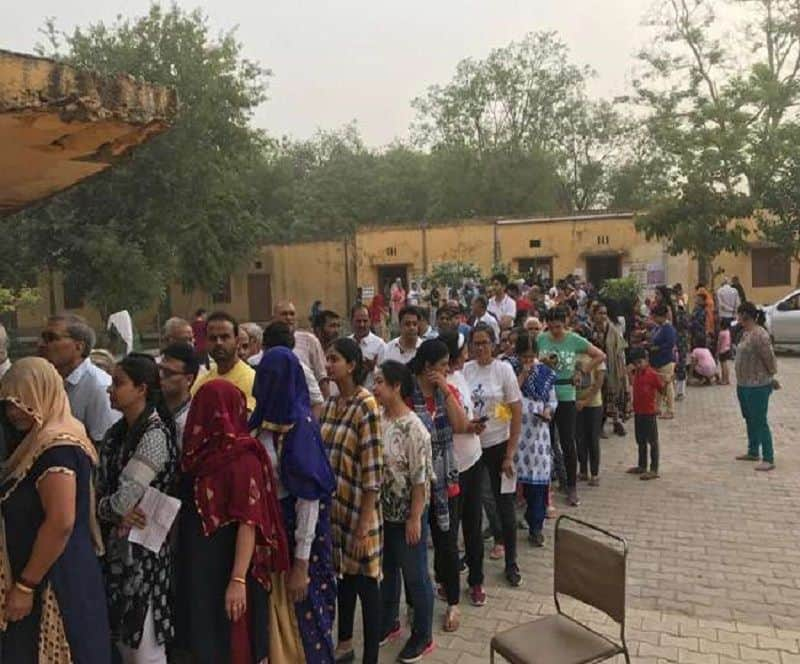 Voting begins in seven states for sixth phase general election 2019
