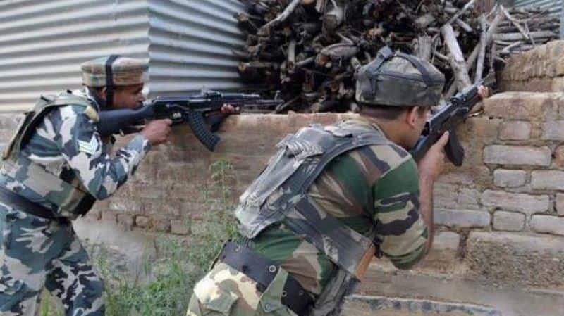 Shopian encounter breaks out between security forces terrorists