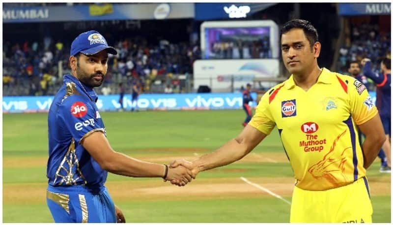 CSK may not play in the first match of IPL 2020, then Mumbai will face RCB spb