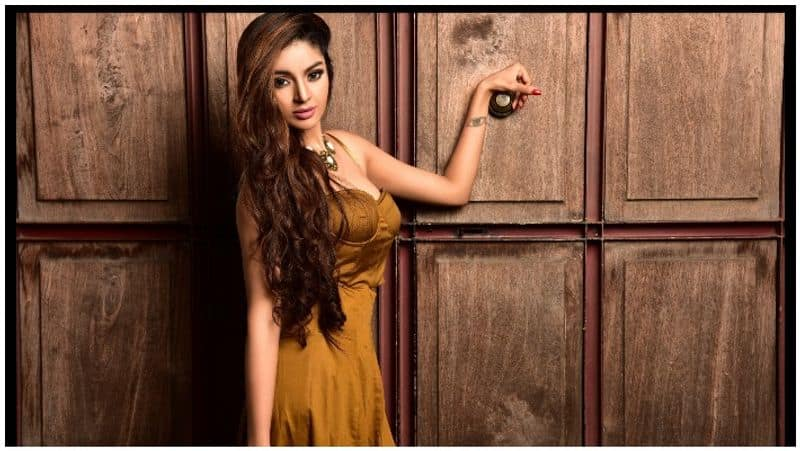actress sanam shetty interview