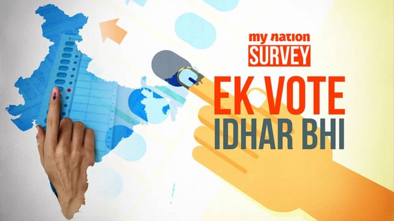 MyNation Lok Sabha election 2019 survey