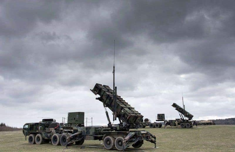 America is deploying Patriot Missile defence system against Iran