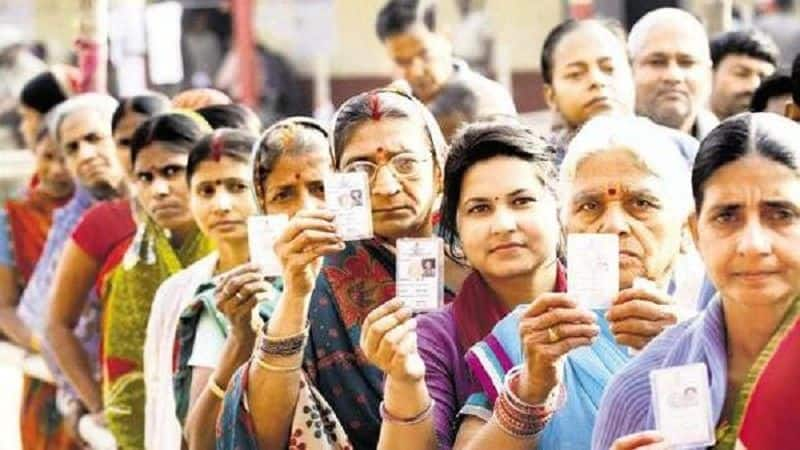 high profile Delhi voter did not show enthusiasm, lowest turnout percentage in among all 7 states