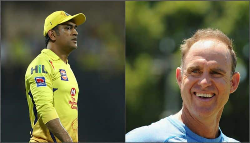 Hayden reveals MS Dhoni's epic first reaction to his mongoose bat
