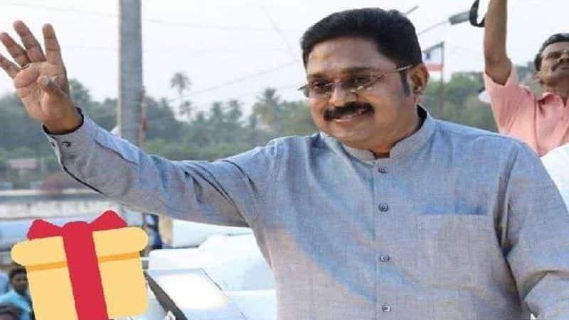 TTV Dinakaran attacked Eadapadi palanisamy