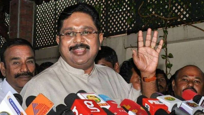 DMK agriculture budget...DMK said one thing; What has been done is different..TTV Dhinakaran