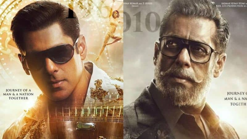Salman Khan spent over two hours to nail the older look in 'Bharat'