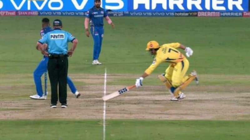 fleming speaks about dhonis controversial run out