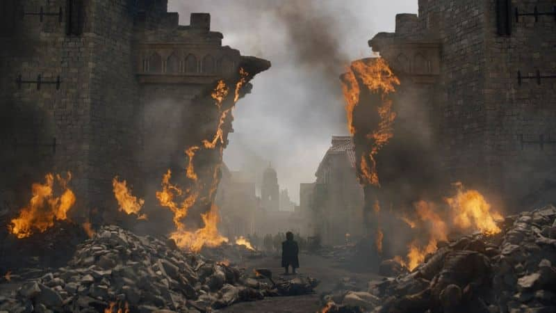 Game of Thrones Season 8 Episode 5 Twitteratis speak on Daenerys vengeance