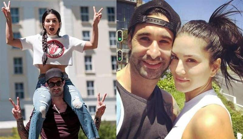 Sunny Leone birthday wish from husband Daniel Weber