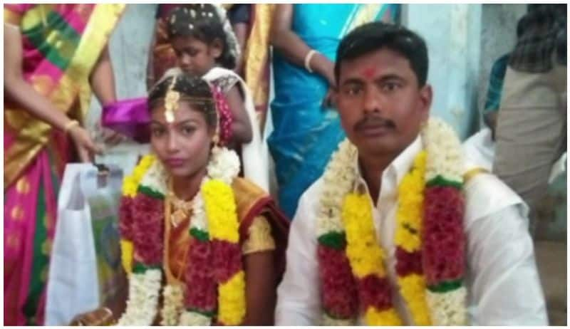 wife killed her husband within 5 months after her marriage