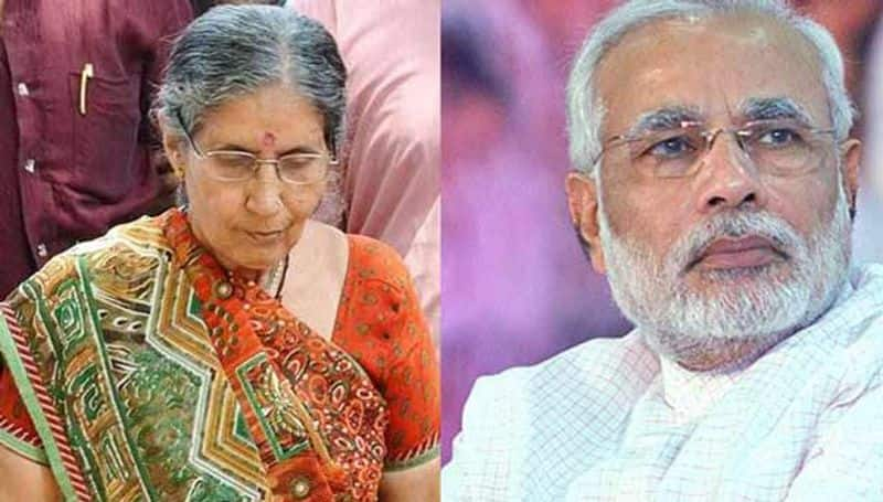 bjp caders wife afraid about modi
