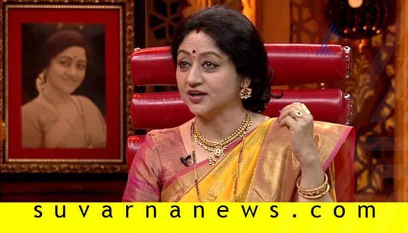 Kannada actress Vinaya Prasad daughter Prathama slams fake news vcs