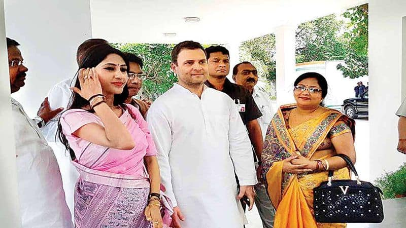 after voting Congress trying to save last stronghold in raebareli