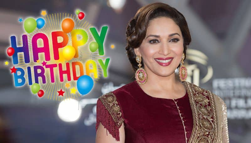 Happy birthday Madhuri Dixit! Here are 9 lesser-known facts which every fan ought to know!