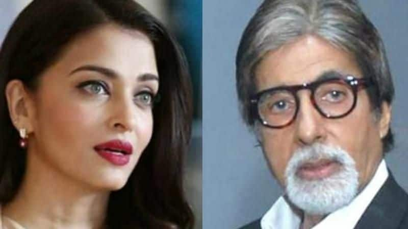 Aishwarya Rai is angry with father-in-law Amitabh Bachchan. Who is the actor to be blamed for this?