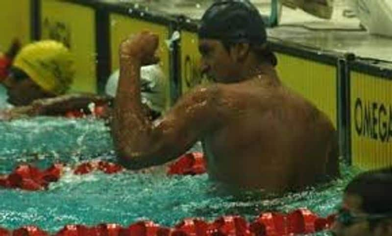 swimming palyer balakrishnan died in the accident