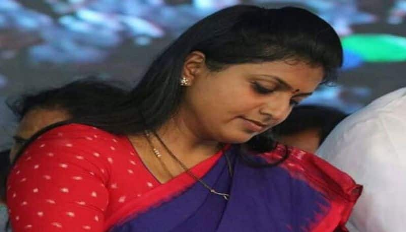 actress roja may become minister in ysr govt
