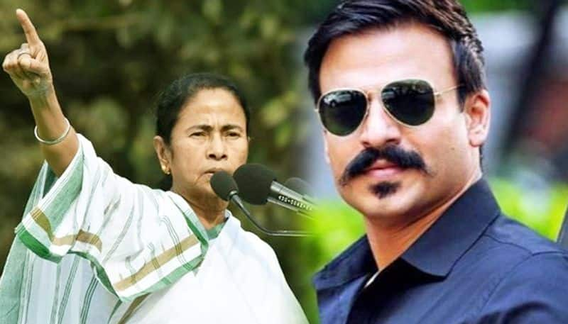 Vivek Oberoi asks Mamata Banerjee to stop behaving like Saddam Hussain