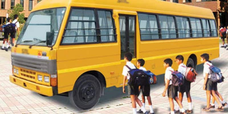 School bus committee is under economic crunch and asked government to intervain