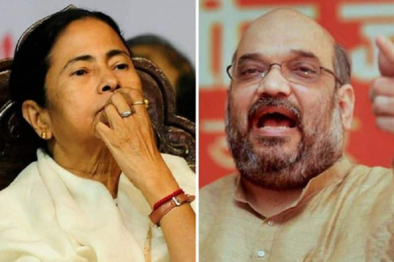Amit Shah will inaugurate Puja Pandal and Mamta will get a big shock