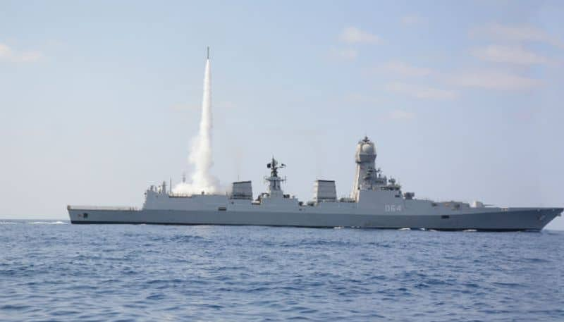 Indian Navy successfully tests MRSAM: Know all about it here