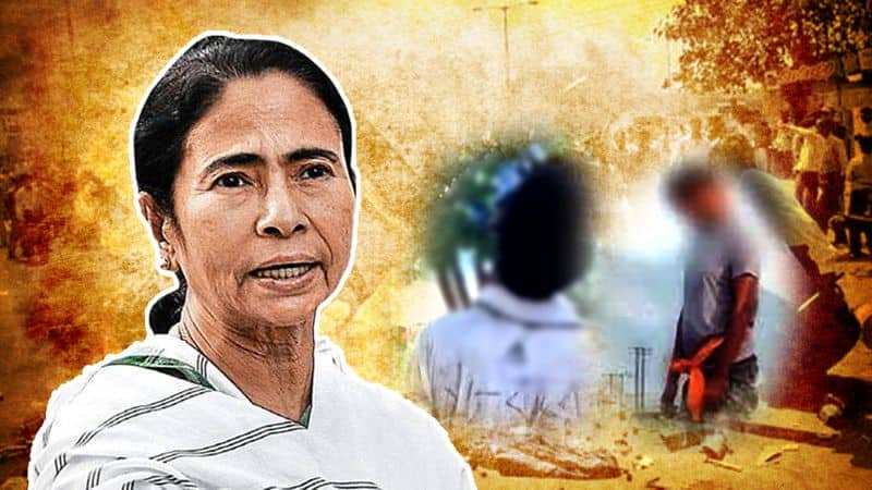 Second BJP cadre killed in 3 days in Bengal Mamata inch by inch warning effect?
