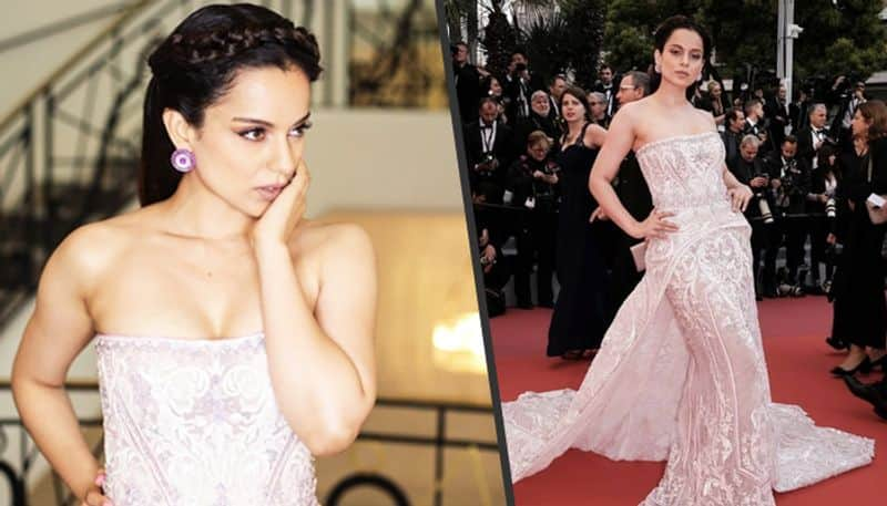Cannes 2019: Kangana Ranaut proves she is Bollywood's real Queen in stunning white gown