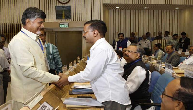 Chandrababu Naidu scrambles to unite opposition ahead of final phase of Lok Sabha election