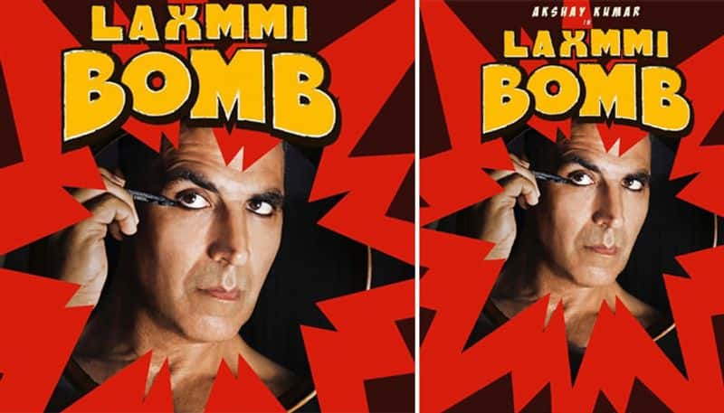 raghawa lawrence laxmi boom movie poster
