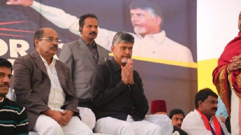 Why Chandrababu naidu Getting restless for joint front of opposition parties